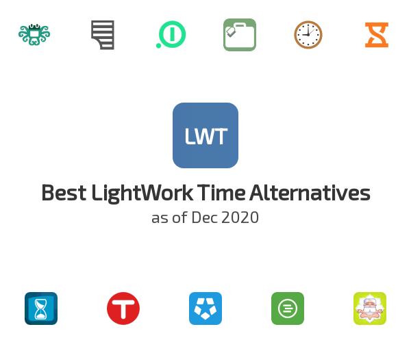 Best LightWork Time Alternatives