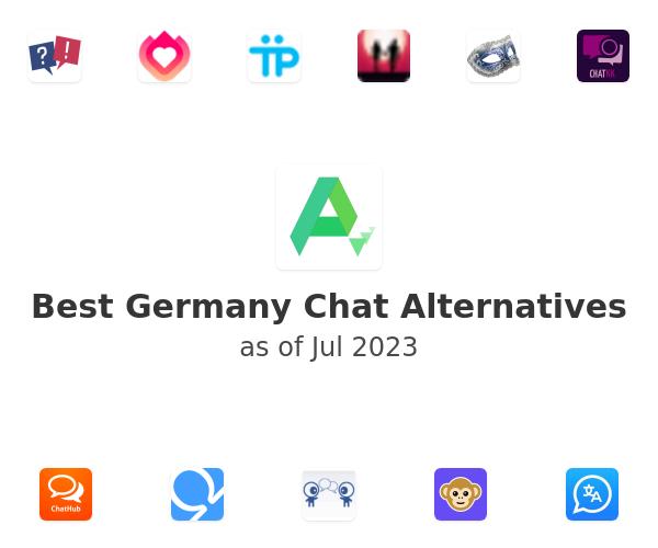 Best Germany Chat Alternatives