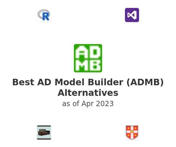 Best AD Model Builder (ADMB) Alternatives