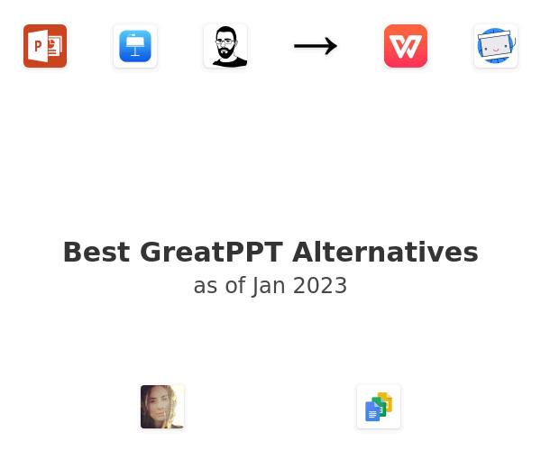 Best GreatPPT Alternatives