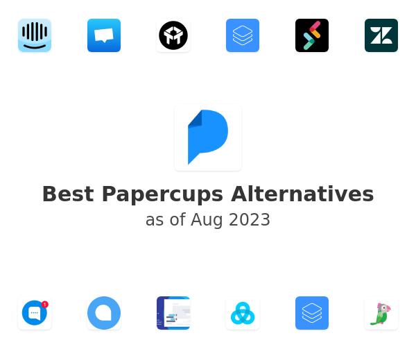 Best Papercups Alternatives