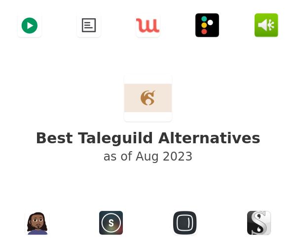 Best Taleguild Alternatives