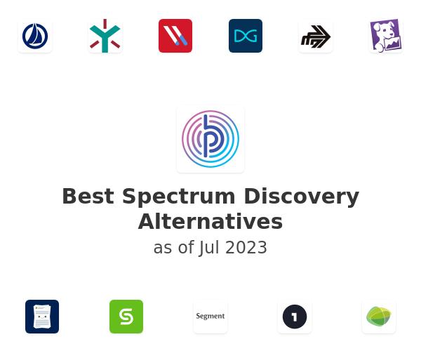 Best Spectrum Discovery Alternatives