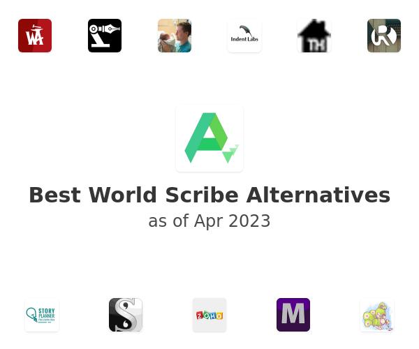 Best World Scribe Alternatives