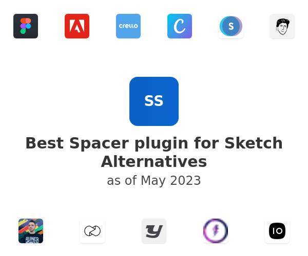 Best Spacer plugin for Sketch Alternatives