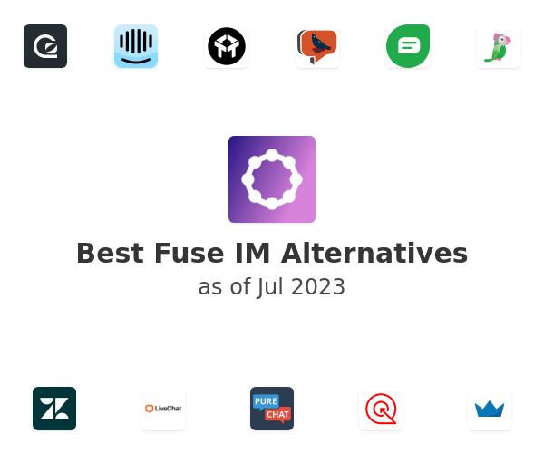 Best Fuse IM Alternatives