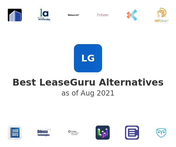 Best LeaseGuru Alternatives