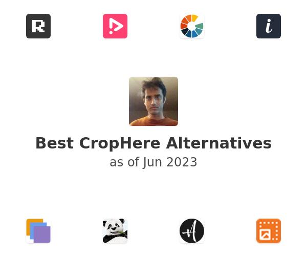 Best CropHere Alternatives