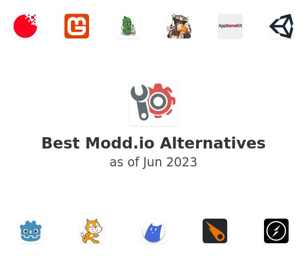 Best Modd.io Alternatives