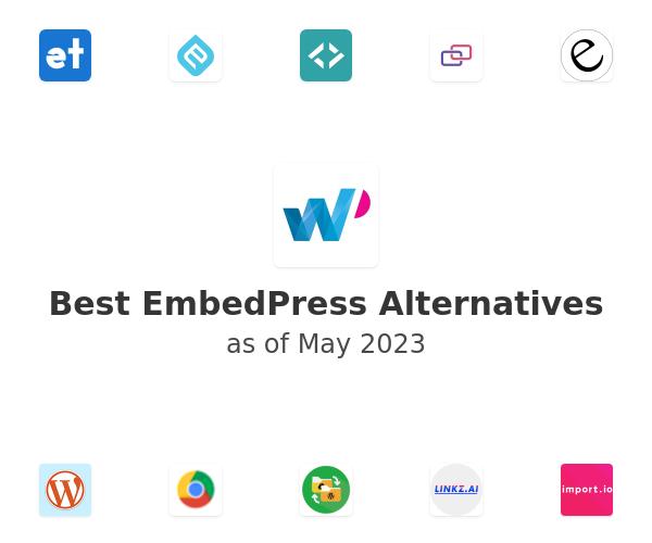 Best EmbedPress Alternatives