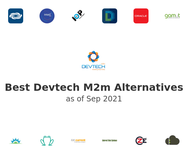 Best Devtech M2m Alternatives
