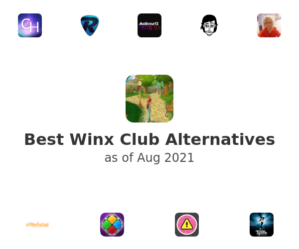 Best Winx Club Alternatives