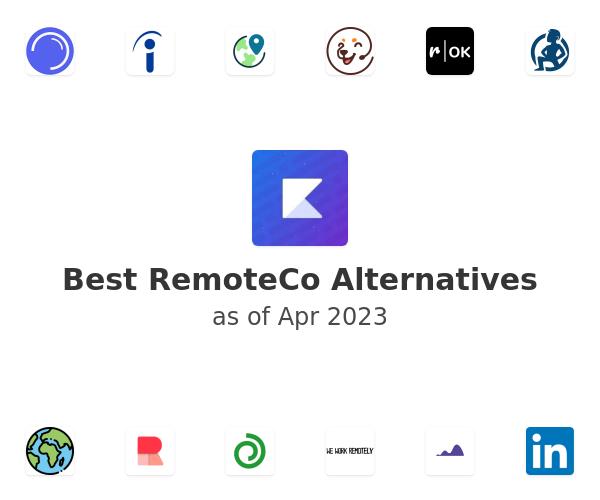 Best RemoteCo Alternatives