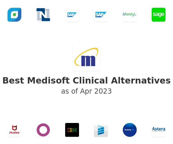Best Medisoft Clinical Alternatives