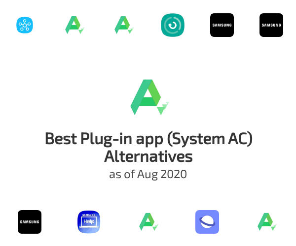 Best Plug-in app (System AC) Alternatives