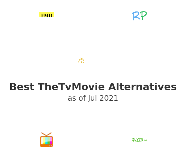 Best TheTvMovie Alternatives