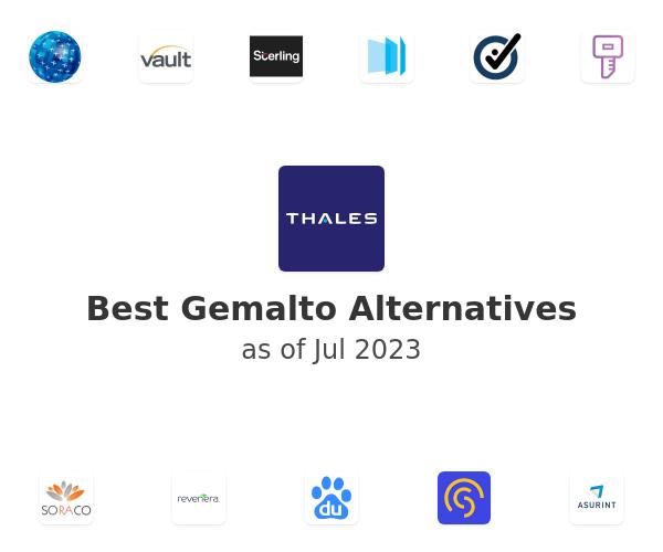 Best Gemalto Alternatives