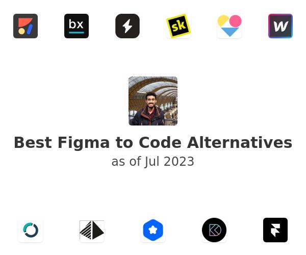 Best Figma to Code Alternatives