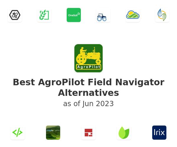 Best AgroPilot Field Navigator Alternatives