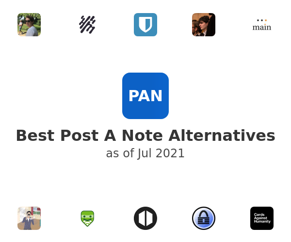 Best Post A Note Alternatives