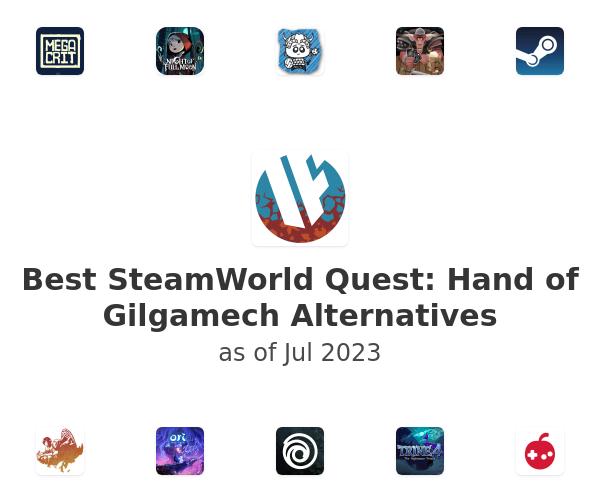Best SteamWorld Quest: Hand of Gilgamech Alternatives