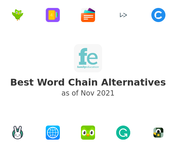 Best Word Chain Alternatives