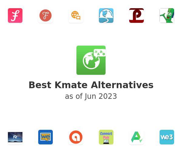 Best Kmate Alternatives