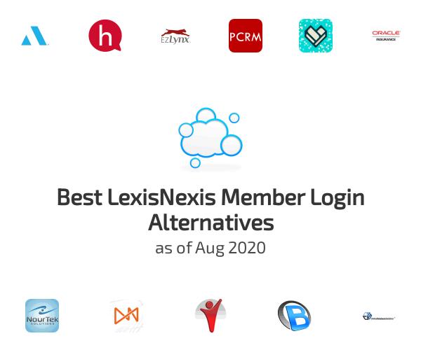 Best LexisNexis Member Login Alternatives