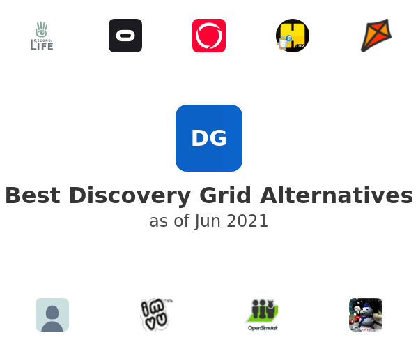 Best Discovery Grid Alternatives