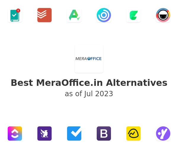 Best MeraOffice.in Alternatives