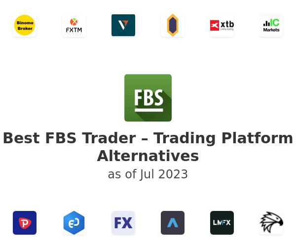 Best FBS Trader – Trading Platform Alternatives