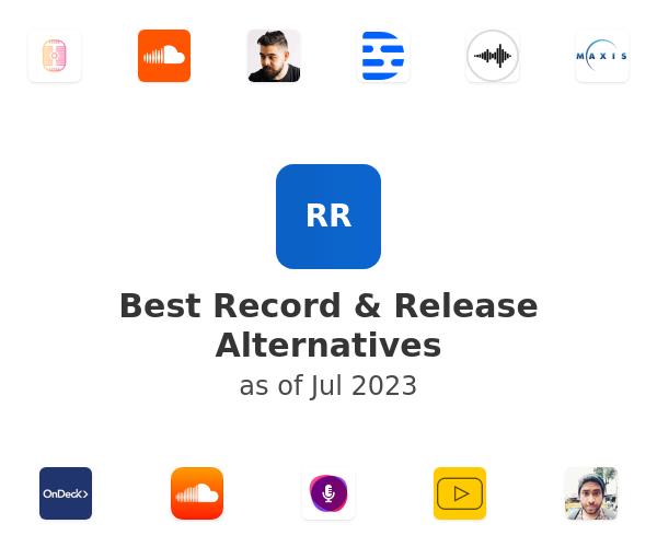 Best Record & Release Alternatives