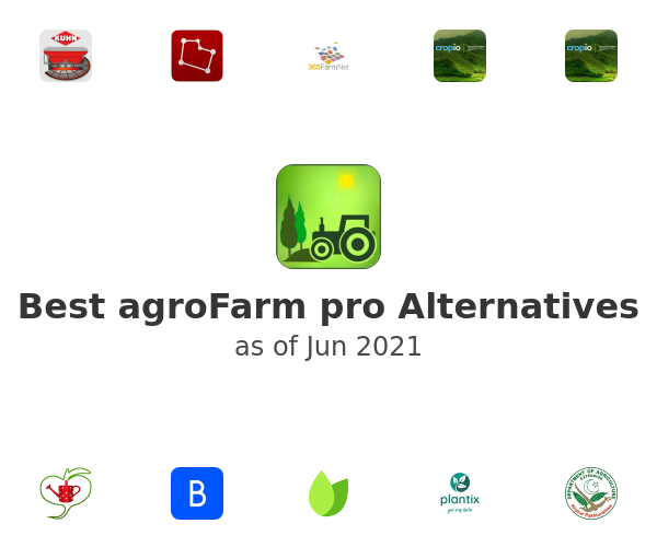 Best agroFarm pro Alternatives