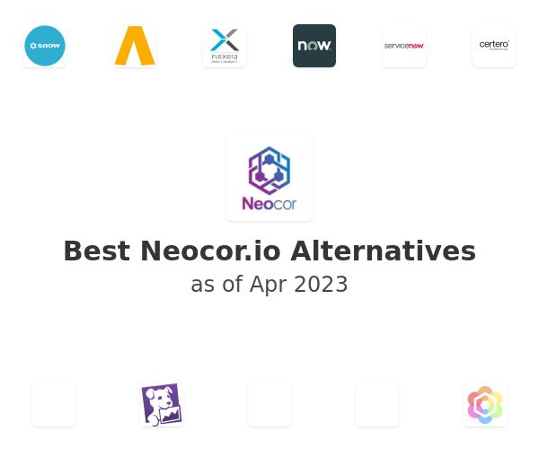 Best Neocor.io Alternatives