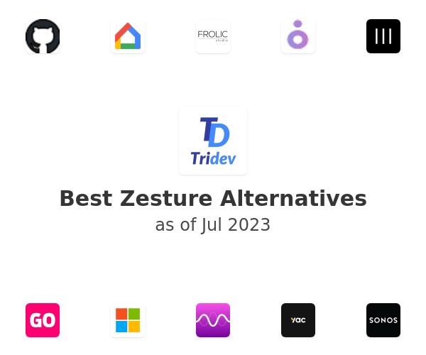 Best Zesture Alternatives