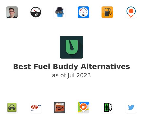 Best Fuel Buddy Alternatives