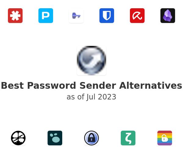 Best Password Sender Alternatives
