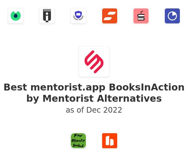 Best BooksInAction by Mentorist Alternatives
