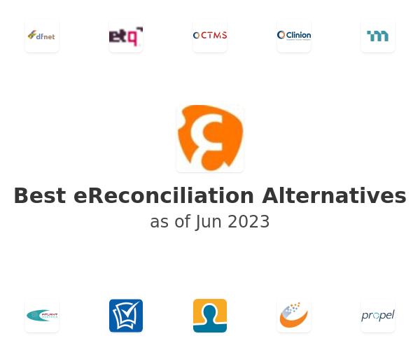 Best eReconciliation Alternatives