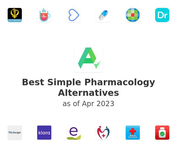 Best Simple Pharmacology Alternatives