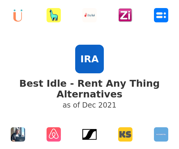 Best Idle - Rent Any Thing Alternatives