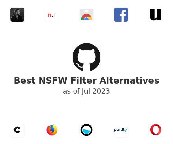 Best NSFW Filter Alternatives