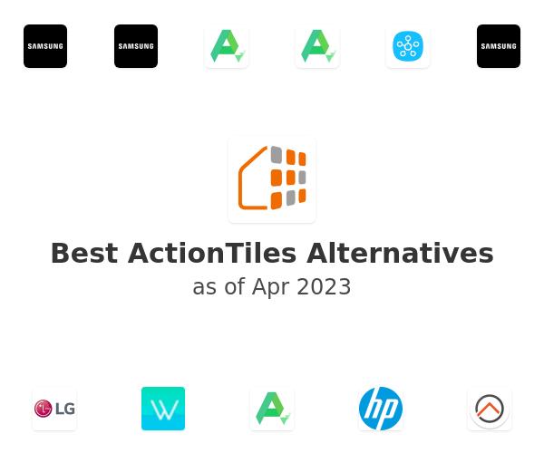 Best ActionTiles Alternatives