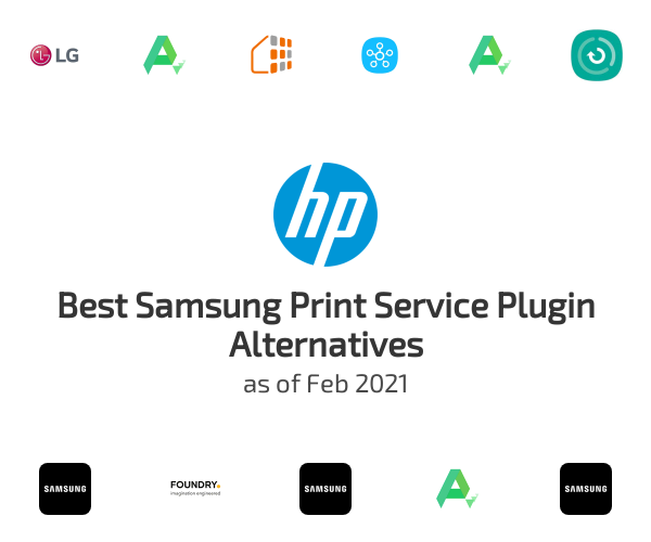 Best Samsung Print Service Plugin Alternatives