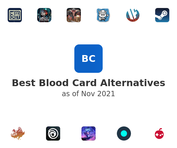 Best Blood Card Alternatives