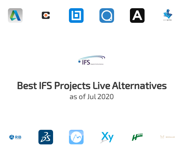 Best IFS Projects Live Alternatives