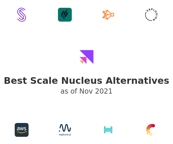 Best Scale Nucleus Alternatives