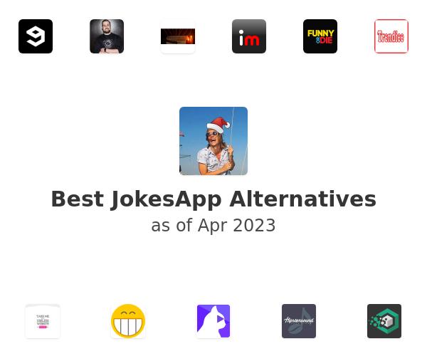 Best JokesApp Alternatives