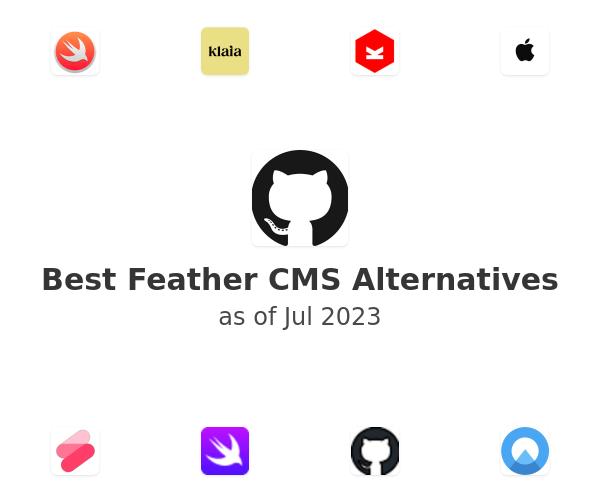 Best Feather CMS Alternatives