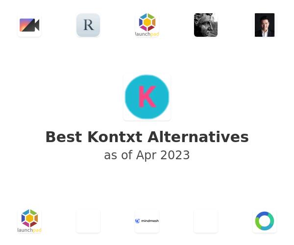 Best Kontxt Alternatives